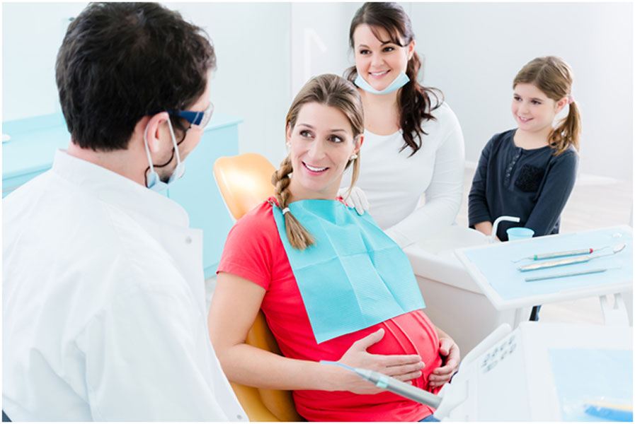 Dental Visits to Keep You and Baby Healthy during Pregnancy