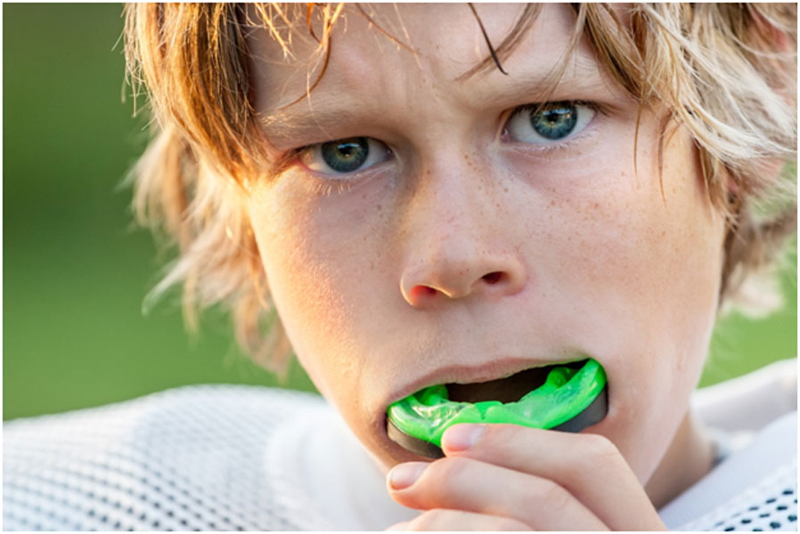Mouthguards Protect Athletes From Serious Dental Injury