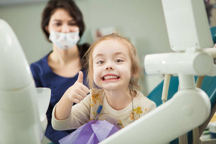 What is the Best Age to Begin Dental Visits?