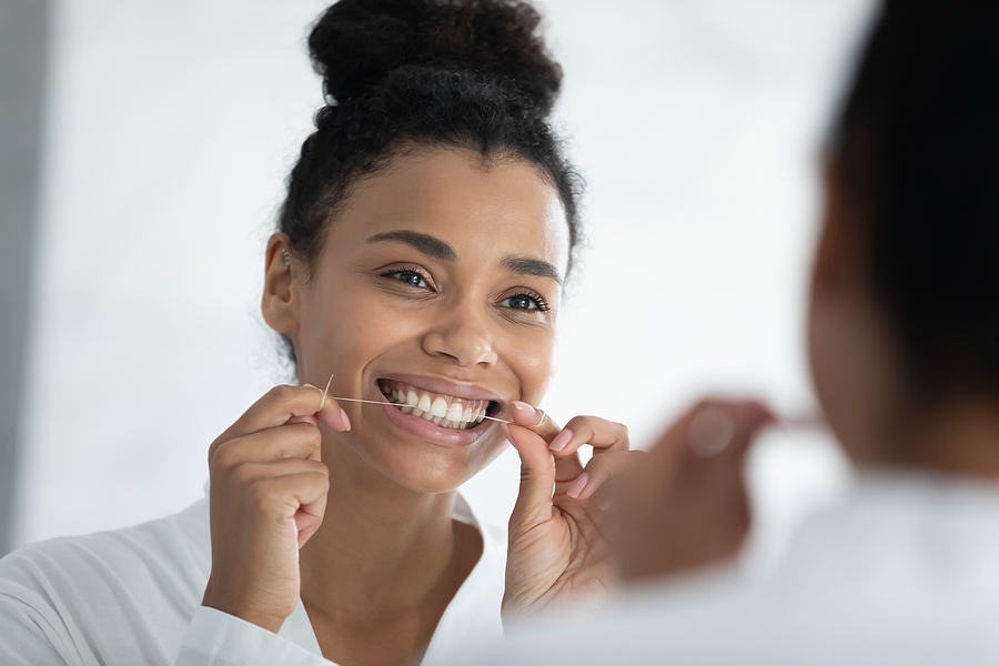 Maintaining a Dental Routine at Home